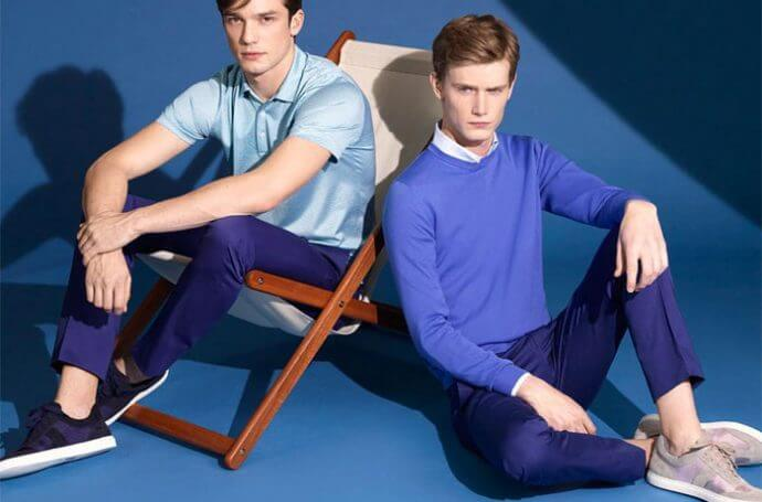 Canali men's fashion brand