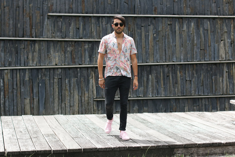 How to wear slim jeans ?