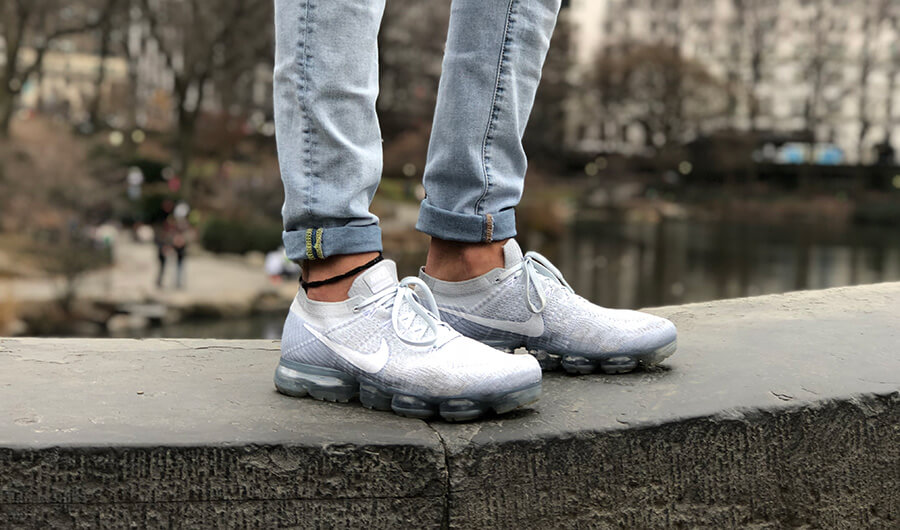 a847ab59707e Nike Air Vapormax Flyknit   How to wear them