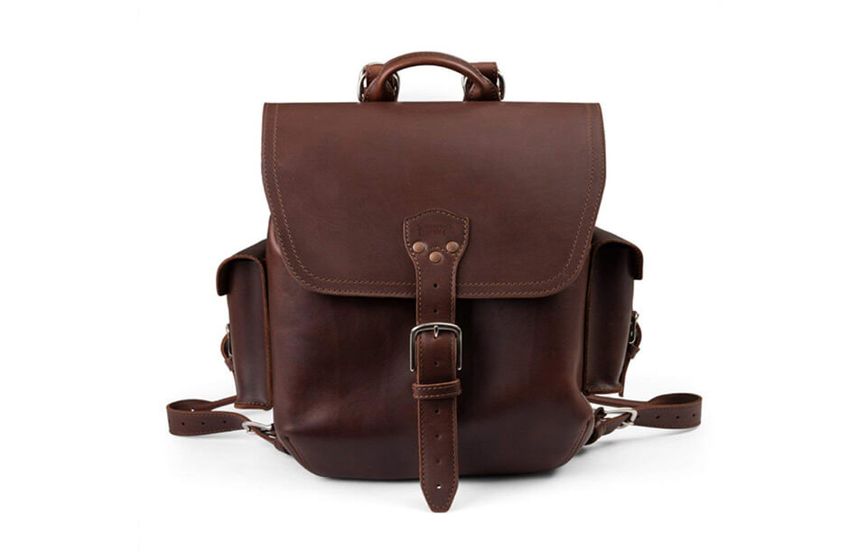 Saddleback Leather Simple Backpack