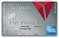 American Express Delta Business Platinum