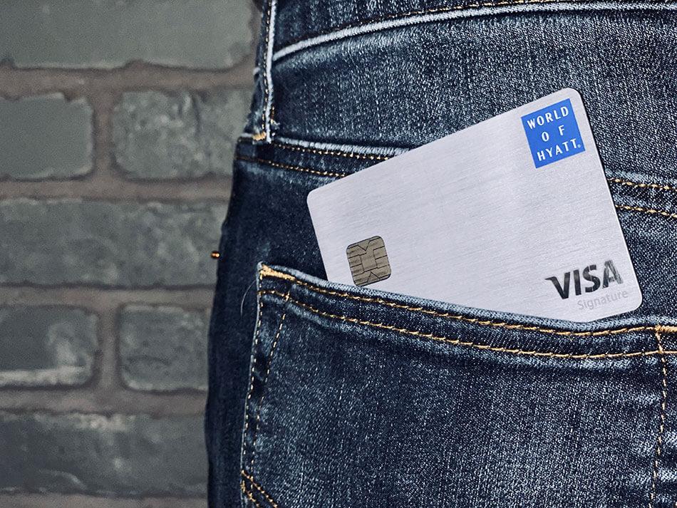 New Hyatt Credit Card
