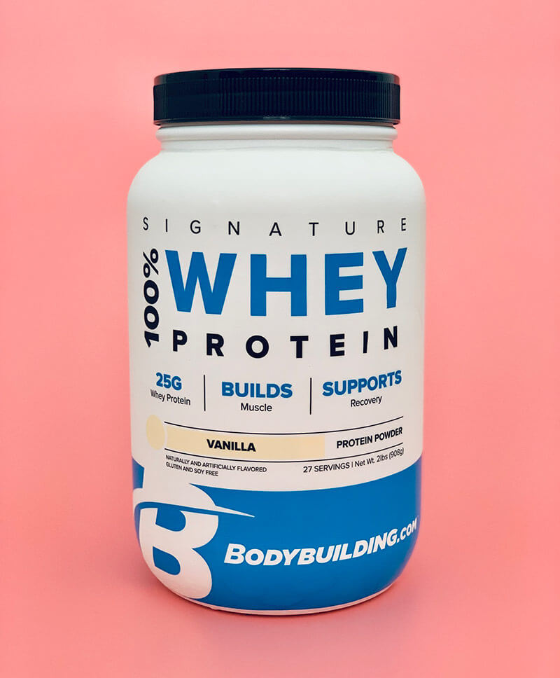 Signature 100% Whey Protein