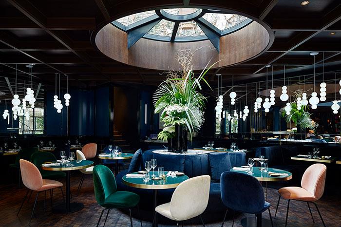 Le Roch restaurant paris