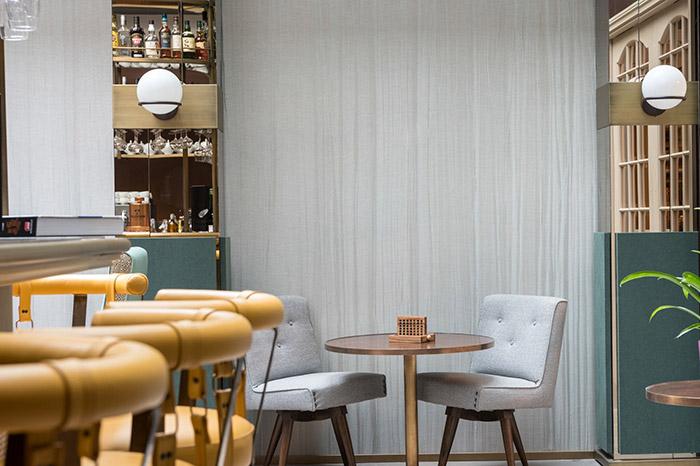restaurant hotel Maison Breguet