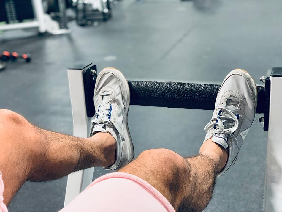 strengthen your calves