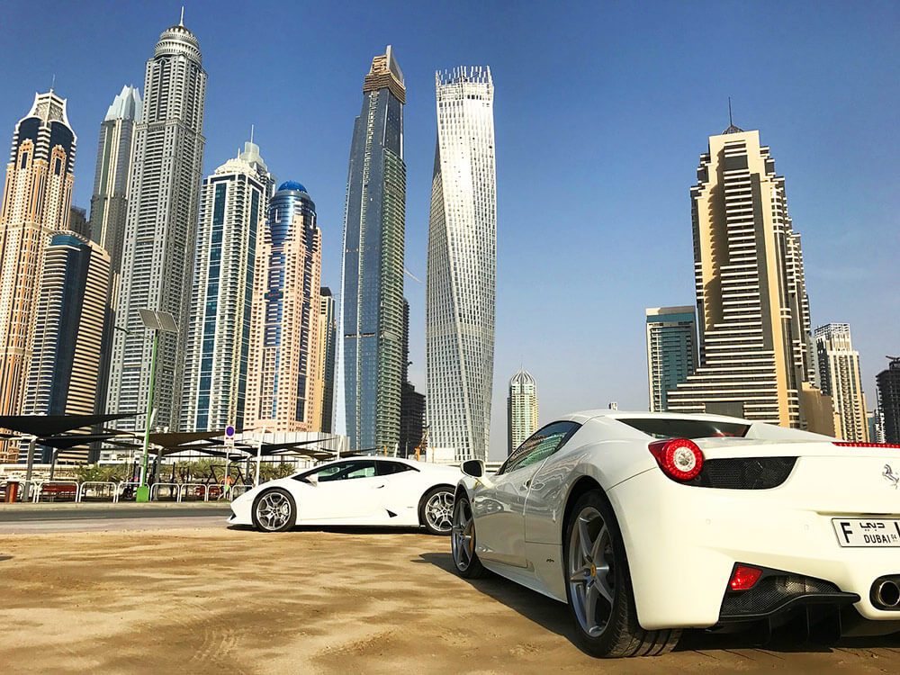 Luxury Car Rental In Dubai