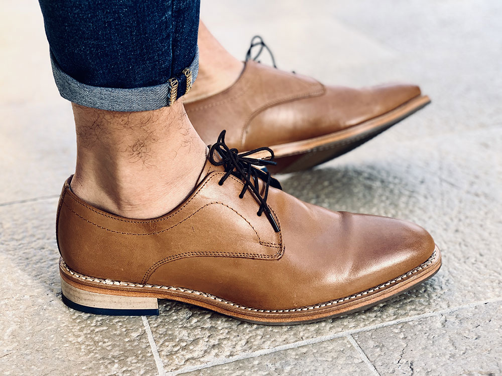 samuel windsor shoes review