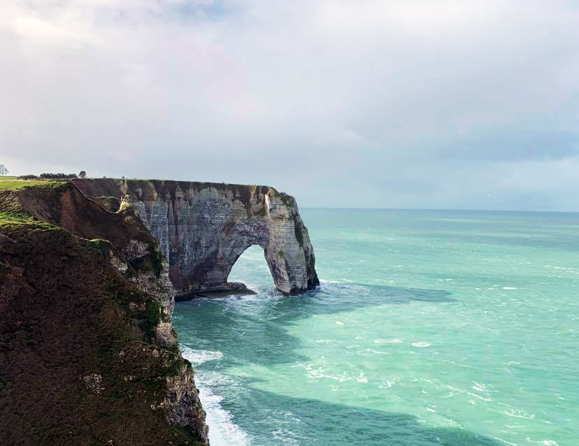 visit Brittany and Normandy