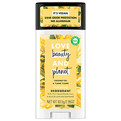 Schmidt's Sensitive Skin Deodorant, tea tree