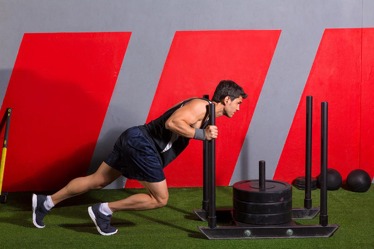 Change Exercise Routine