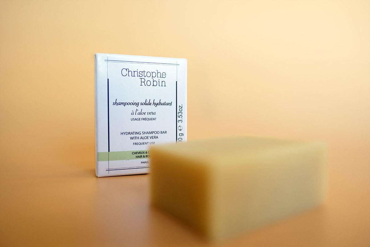 Christophe Robin Hydrating Shampoo bar review