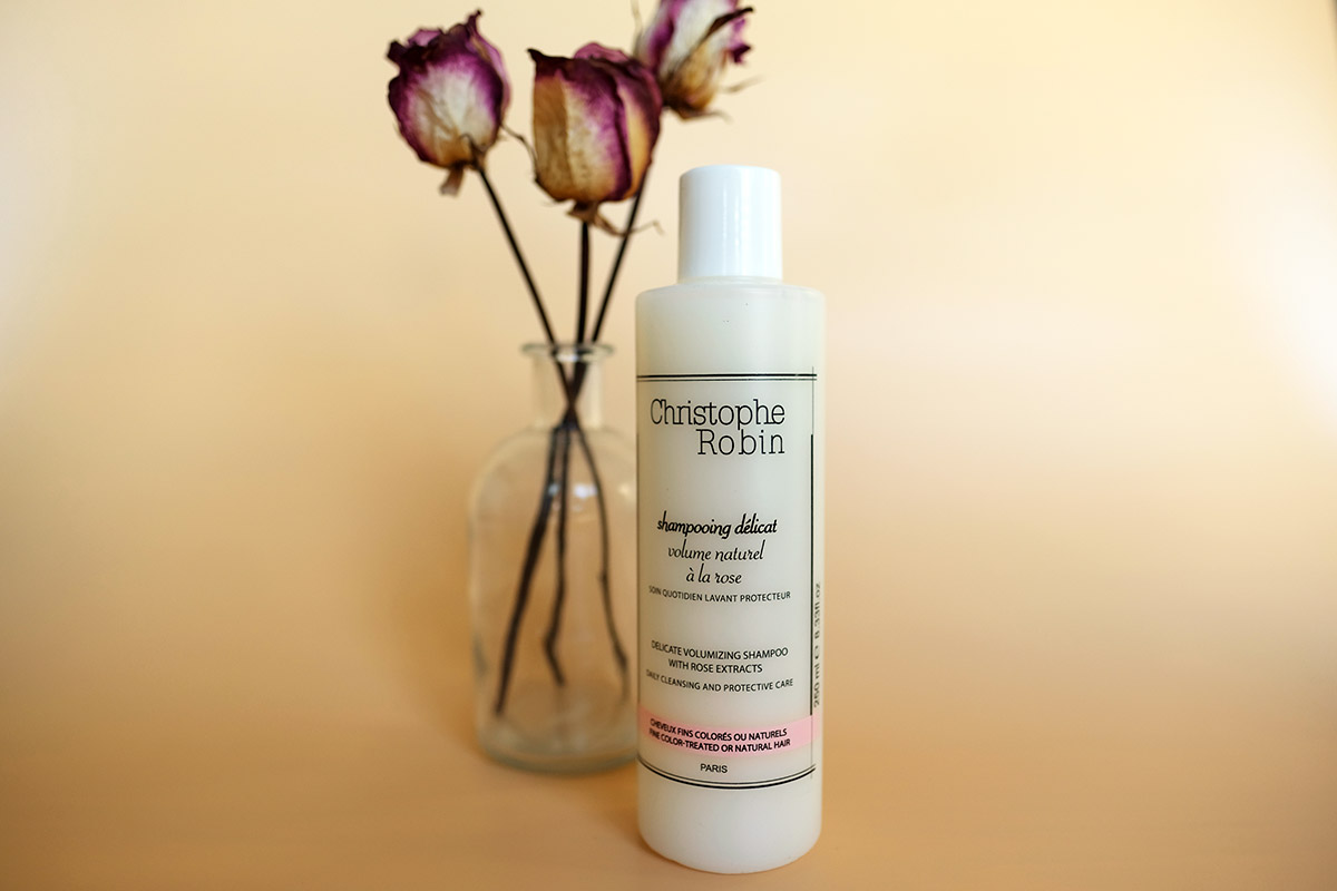 Christophe Robin Natural Volume Shampoo