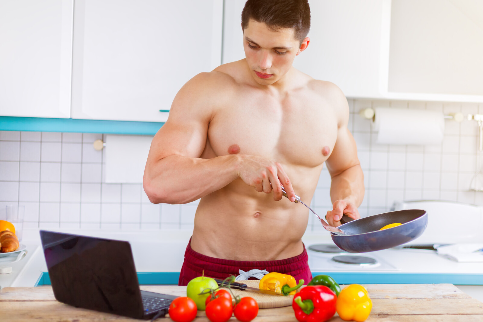 Gain More Muscle by Eating Right