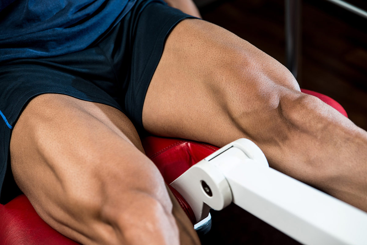 Lose The Rigor of Leg Day