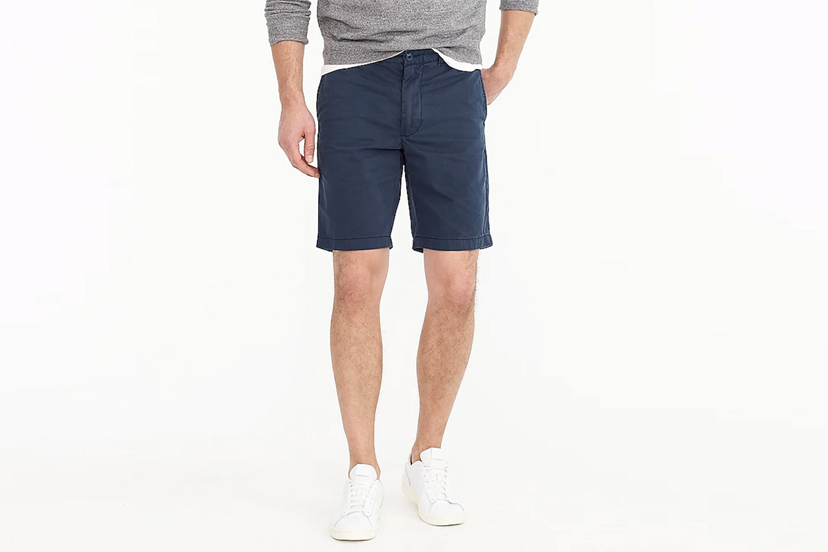 How to Choose the Length of Your Men's Shorts