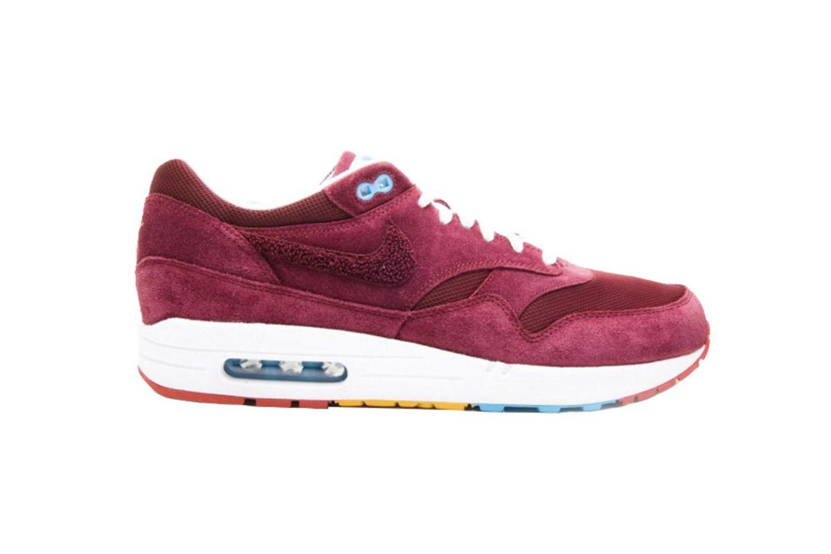 """Nike Air Max 1 Parra Patta """"Cherrywood"""""""