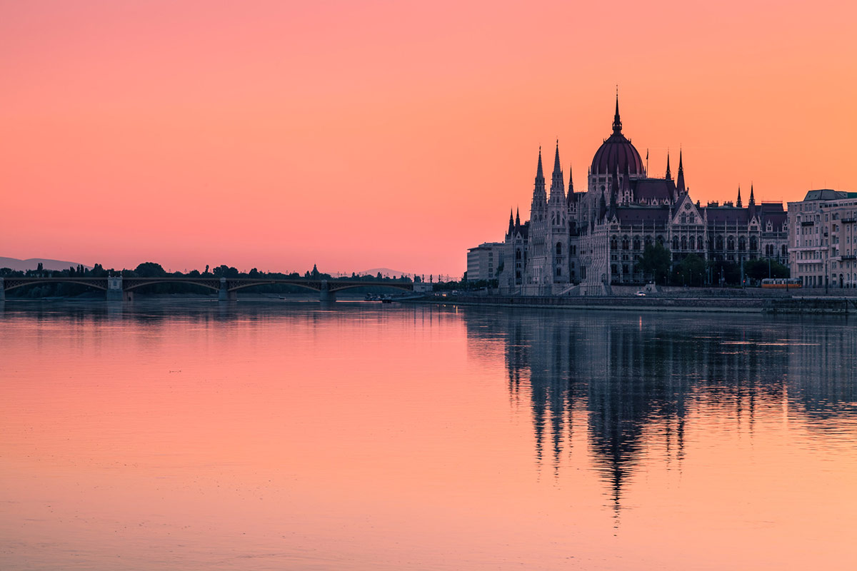 Budapest a place to visit in Europe