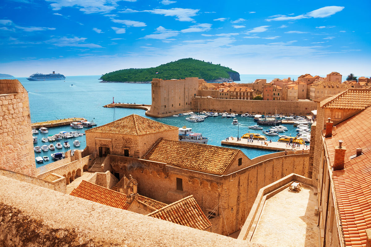 Dubrovnik a place to visit in Europe