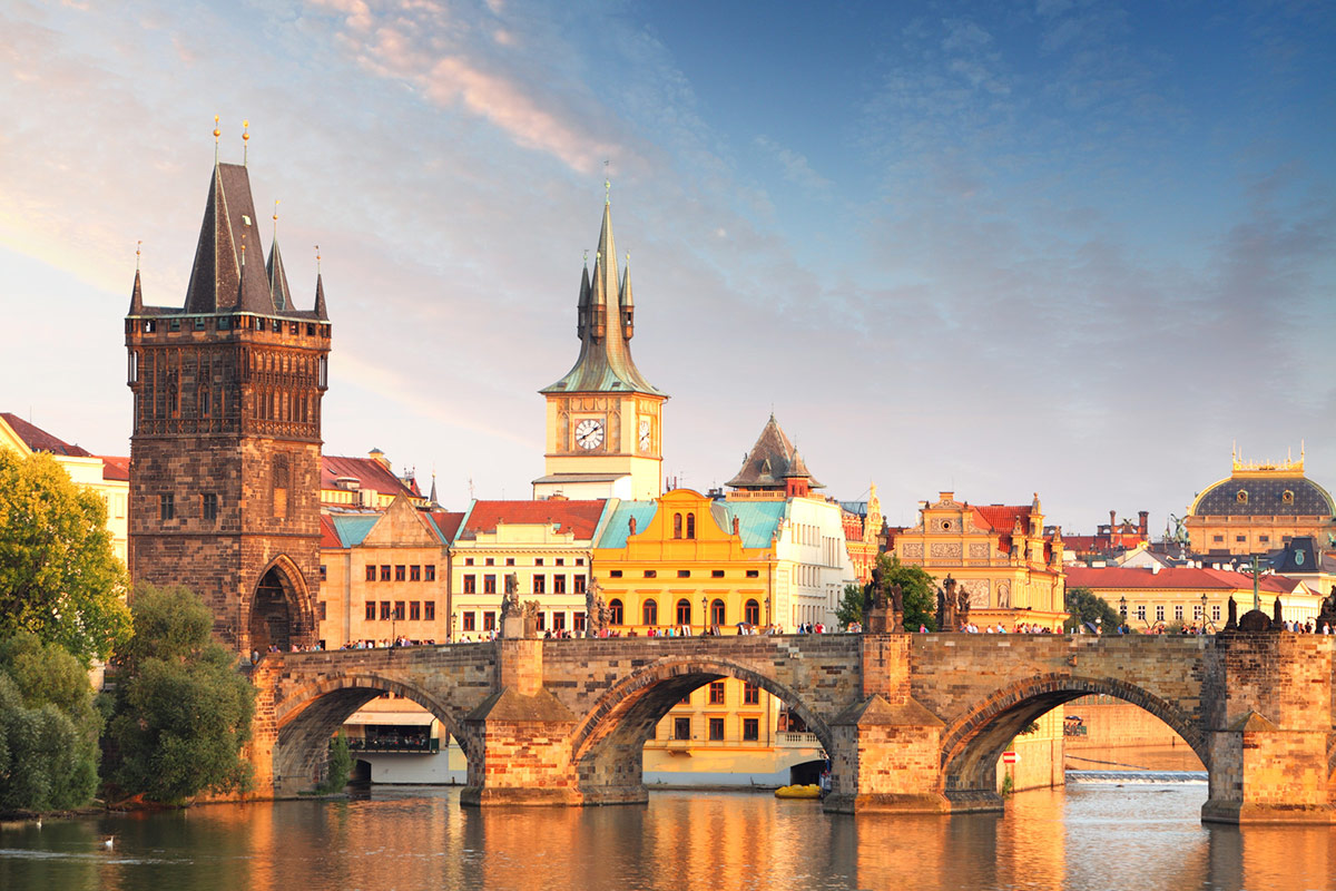 Prague, a place to visit in Europe