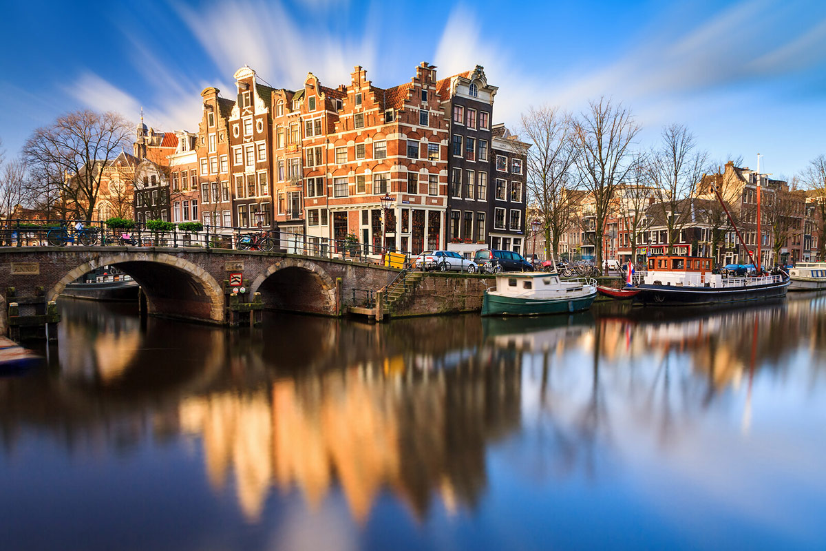 Amsterdam, a place to visit in Europe