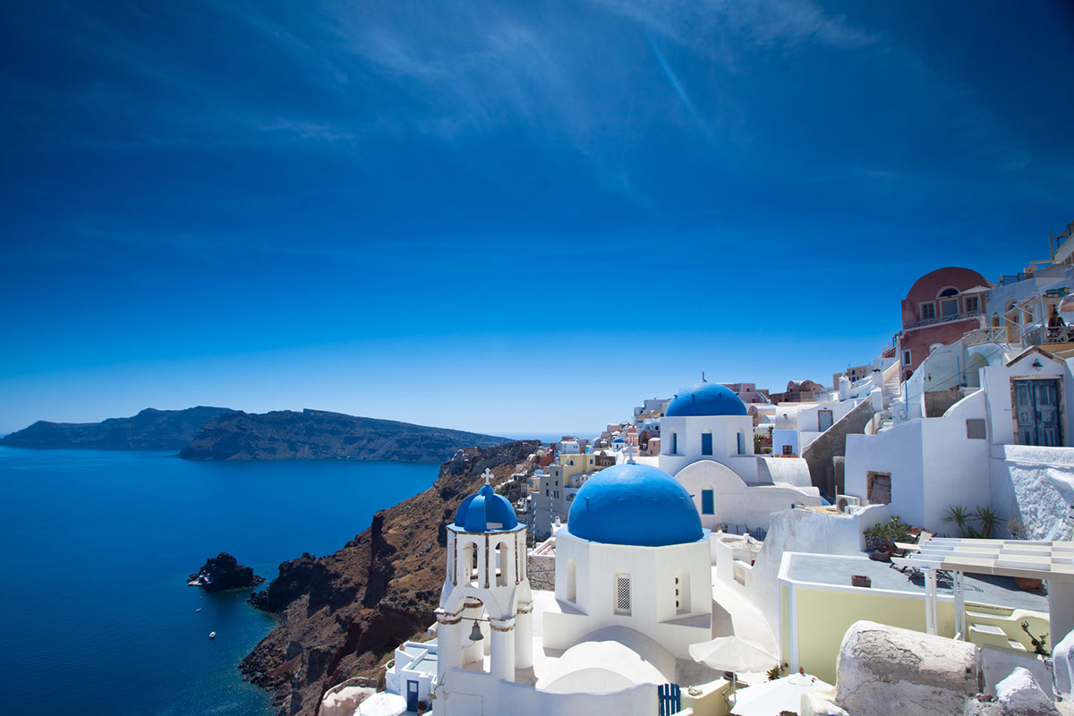 Greece, a Place To Visit in Europe