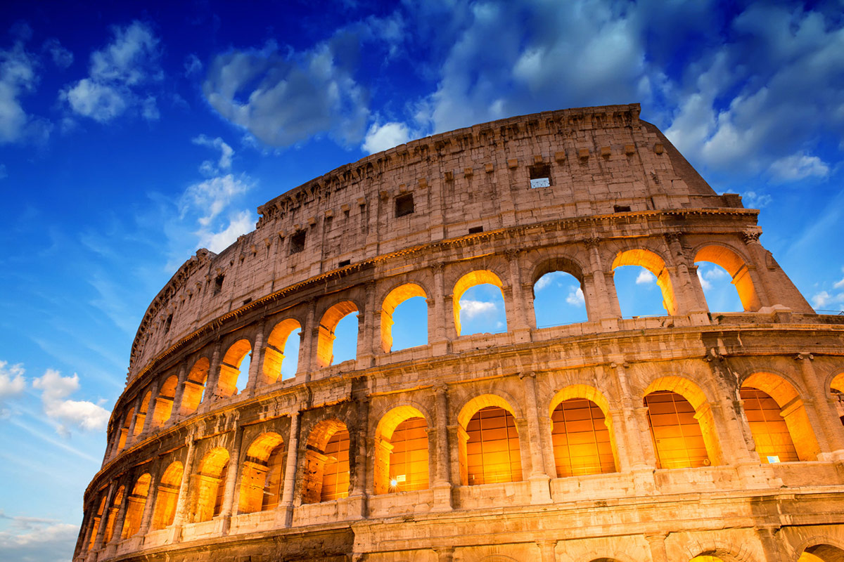 Rome, a place to visit in Europe