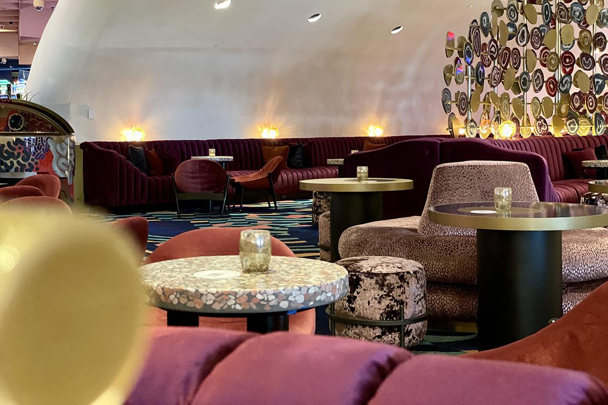 Virgin Hotel Las Vegas Bar