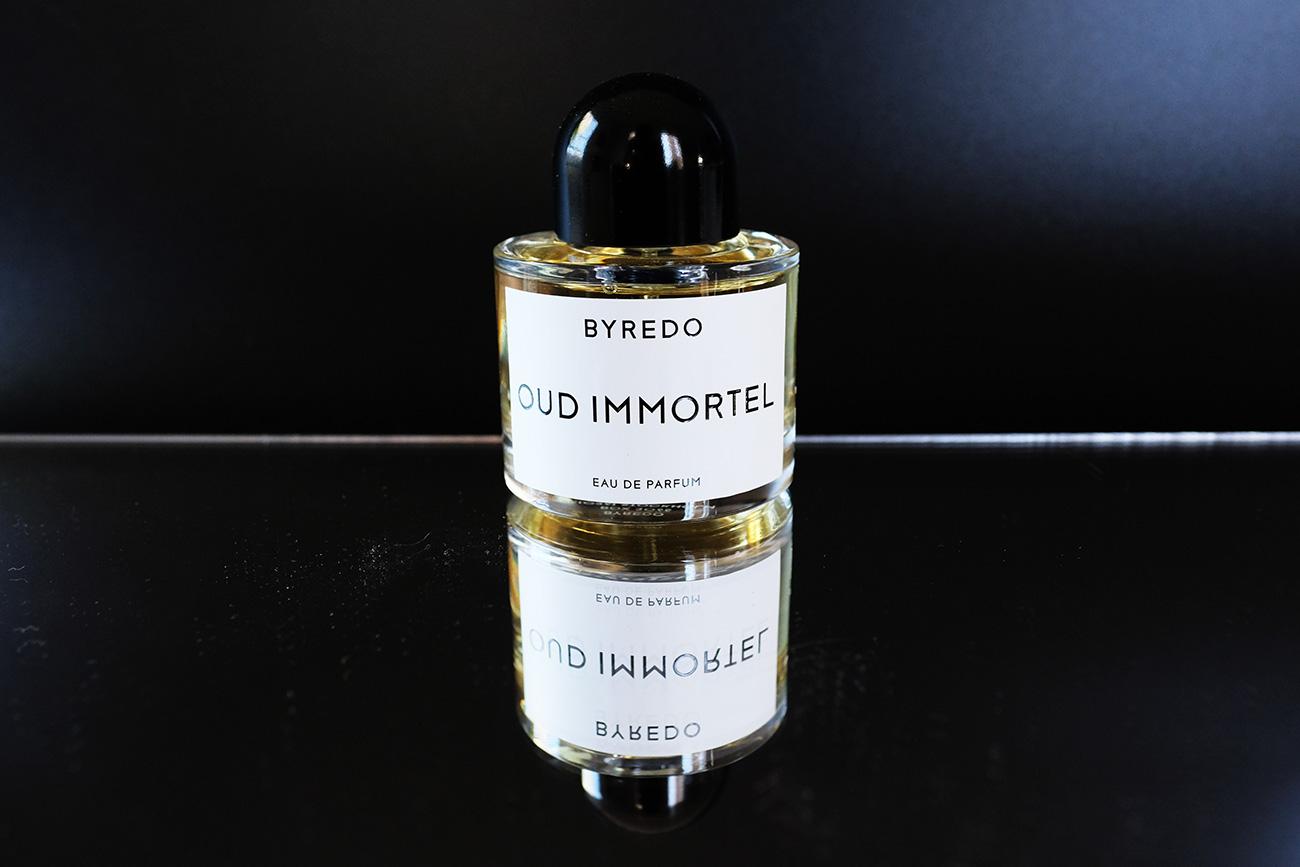 Byredo Oud Immortel review