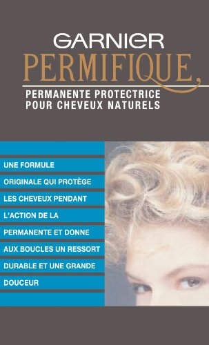Garnier Permifique Permanente Protectrice, Pour Cheveux Naturels,...