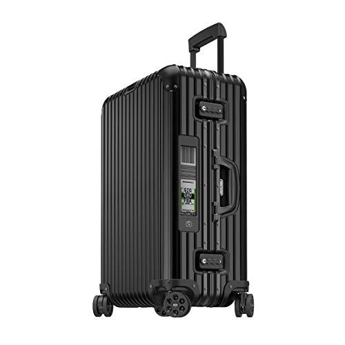 Rimowa Topas Stealth Alu Premium Collection Valise électronique Noir...
