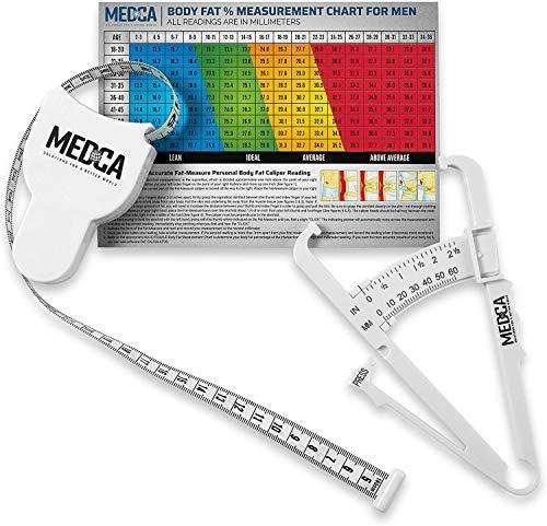 Épaisseur de graisse corporelle et ruban à mesurer pour le corps -...