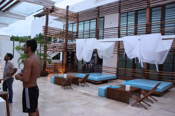 Deseo Hôtel and Lounge Cancun