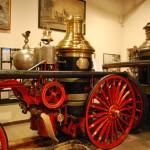 New York City, le musée du feu en photo