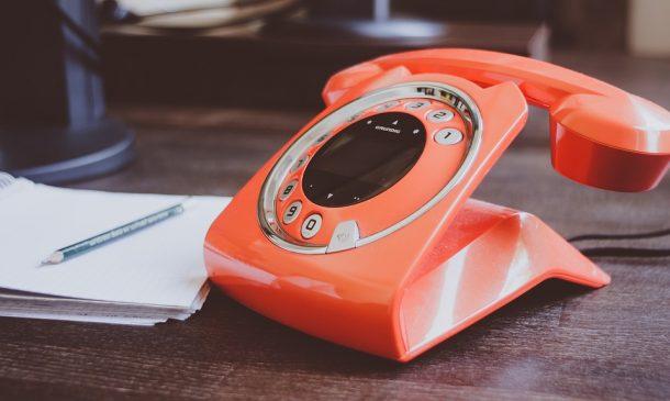 téléphone vintage neuf