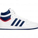 Adidas Top ten Hi, modèle pour mecs