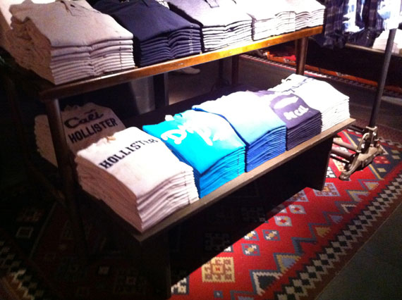 Magasin Abercrombie New York