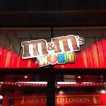 M&M's World ouvre sa boutique à Londres