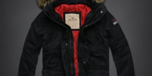 Hollister : Nouvelle veste pour l'hiver