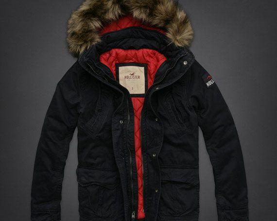 veste-homme-hollister-hiver
