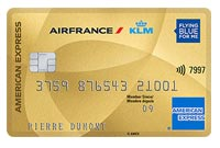 American Express Air France Gold