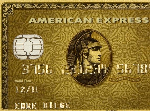 Carte American Express Gold