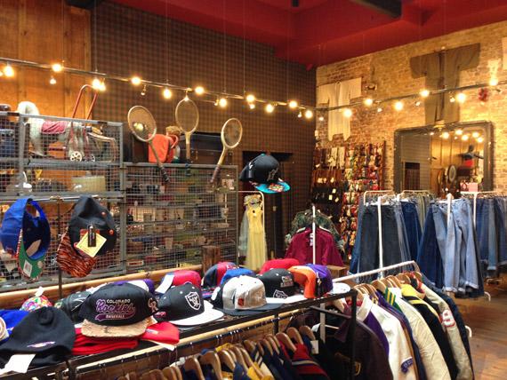 Blitz une boutique vintage londres - Boutique vintage londres ...