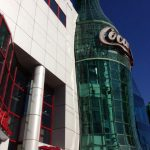 Coca Cola, la boutique de Vegas