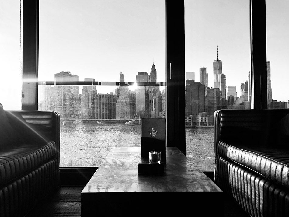 1 Hotel Brooklyn Bridge Bar