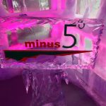 Minus 5 Ice Bar, un bar de glace à New York