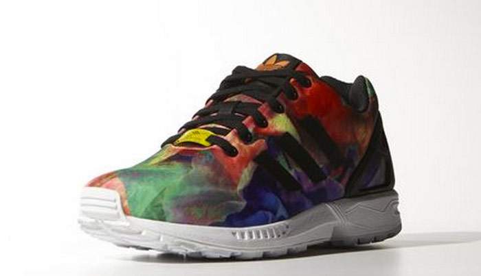 chaussures zx flux adidas