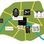 Paris : Ma carte de restaurants à découvrir