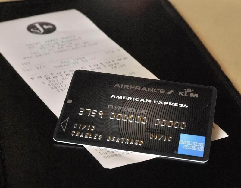 carte american express air france platinum