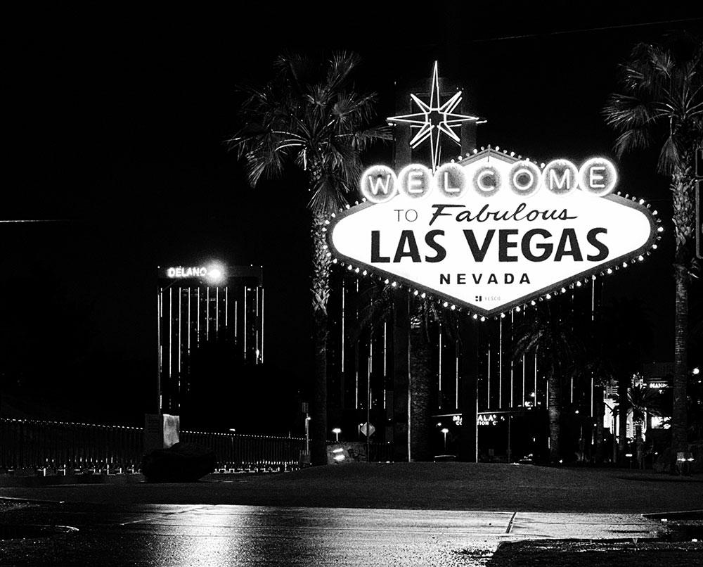 Las Vegas de nuit